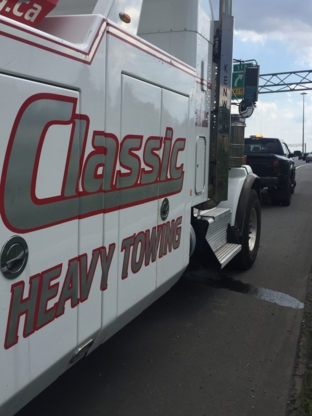 Classic Towing & Storage of Halton - Vehicle Towing