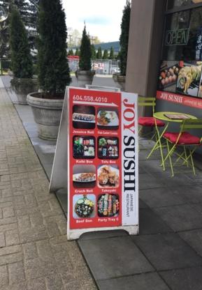 Joy Sushi - Food Products - 604-558-4010