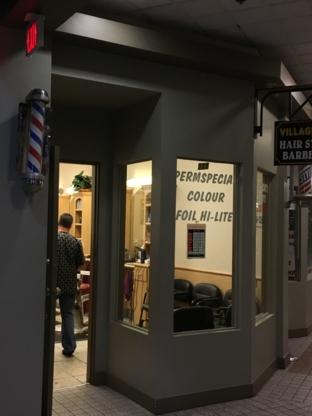 Village Square Barber Shop - Barbers - 403-293-9790