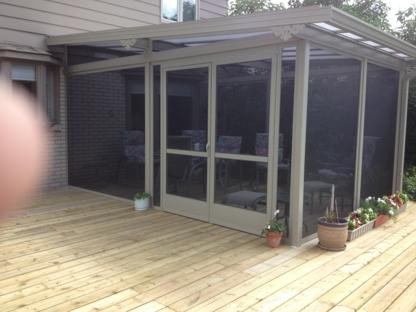 Burl-Oak Screens Inc - Home Improvements & Renovations - 519-856-1598