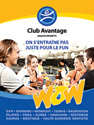 Club Avantage Multi-Sports - Private Tennis Courts