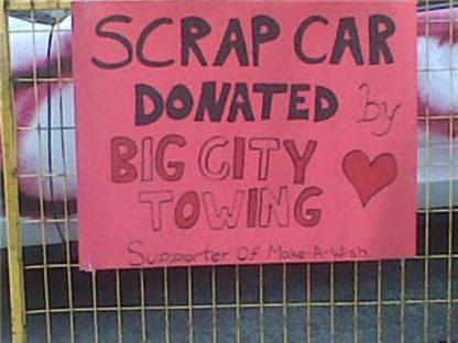 Big City Towing Ltd - Vehicle Towing - 604-420-4079