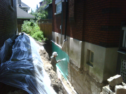 Vultus Contracting - Waterproofing Contractors - 519-902-6952