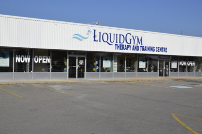 LiquidGym Rehab And Training Centre - Physiotherapists - 613-820-8228
