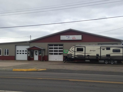 Mark's RV and Auto Repair - Auto Repair Garages
