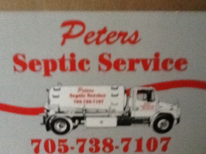 Peter's Septic Service - Septic Tank Cleaning