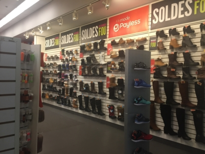 Payless ShoeSource - Shoe Stores - 514-633-8903