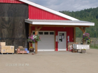 Grindrod Feed Store - Feed Dealers - 250-309-4835