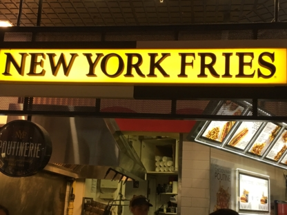 New York Fries - American Restaurants - 905-278-1781