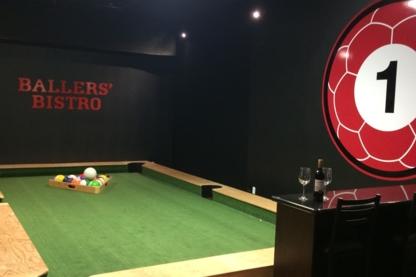 Ballers' Bistro - Restaurants - 905-568-0420