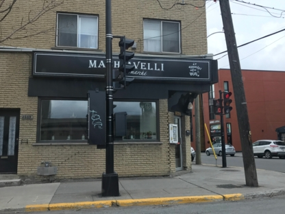 Restaurant Machiavelli - Restaurants - 514-315-9981