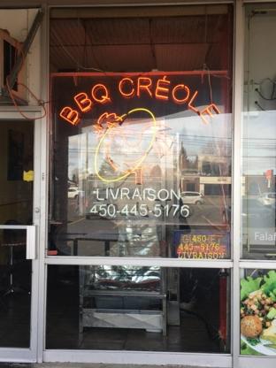 Barbecue Créole - Restaurants - 450-445-5176