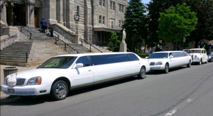 Limousine Rémi Bossé - Service de limousine - 438-392-4926