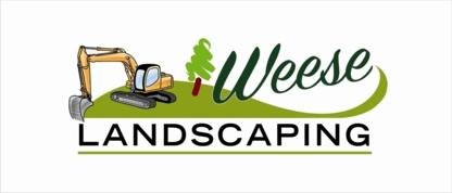 Weese Landscaping - Landscape Contractors & Designers - 613-929-3200