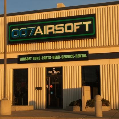 007 Airsoft Ltd - Games & Supplies