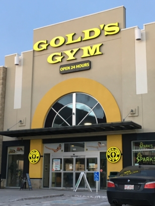 Gold's Gym Calgary - Fitness Gyms - 403-300-4653