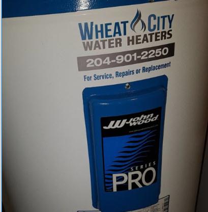 Wheat City Water Heaters - Plumbers & Plumbing Contractors - 204-901-2250