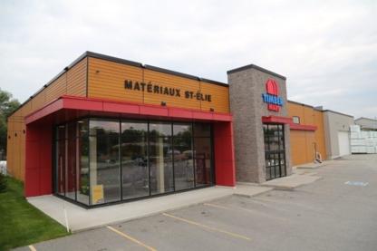 Matériaux Saint-Elie - Construction Materials & Building Supplies - 819-565-2281