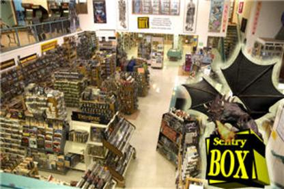 Sentry Box - Games & Supplies