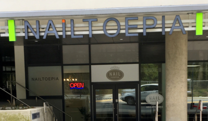 Nailtoepia - Hairdressers & Beauty Salons - 604-474-0893