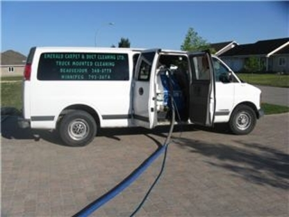 Emerald Carpet & Duct Cleaning Ltd - Carpet & Rug Cleaning