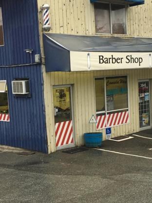 Canada Way Barber Shop - Barbers - 604-437-5410