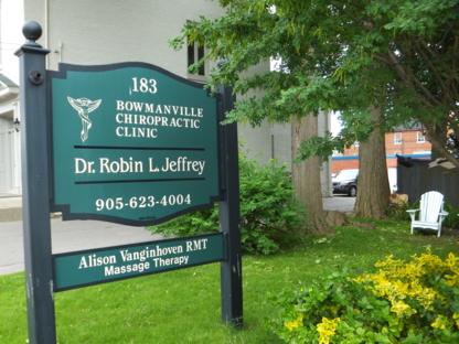 Bowmanville Chiropractic Clinic - Chiropractors DC - 905-623-4004