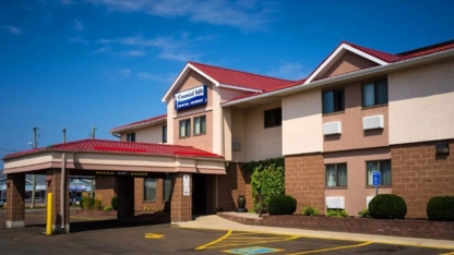 Coastal Inn Moncton - Motels - 506-857-9686