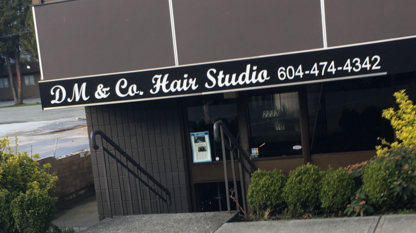 DM & Co Hair Studio - Hairdressers & Beauty Salons - 604-474-4342