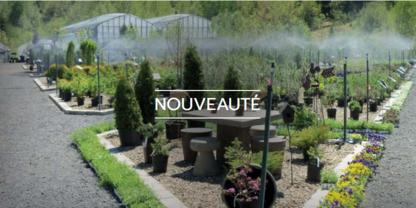 Pépinière Charlevoix Inc - Quincailleries - 418-439-4646