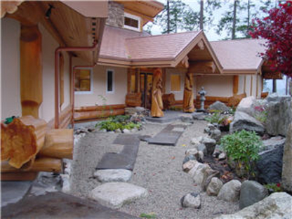 West Coast Log Homes Ltd - Building Contractors