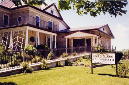 Haskett Funeral Homes Ltd - 519-236-4365