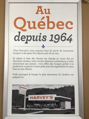Harvey's - Fast Food Restaurants