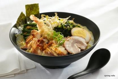 Su&Shi Noodle Bar - Sushi & Japanese Restaurants - 647-728-3249