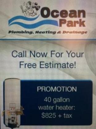 Ocean Park Plumbing and Heating - Plumbers & Plumbing Contractors