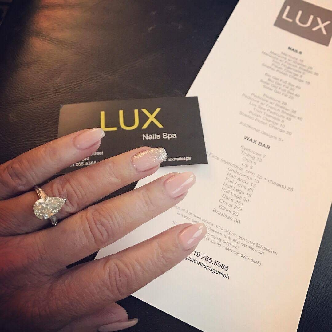 Lux Nails Spa - 4-987 Gordon St, Guelph, ON
