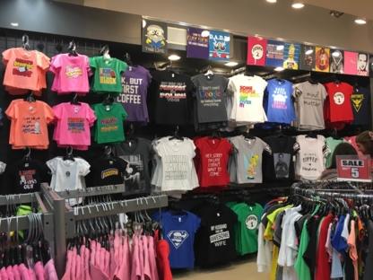 T-Shirt Time Toronto Inc - T-Shirts - 905-990-0190