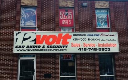 View 12 Volt Car Audio & Security's Orangeville profile