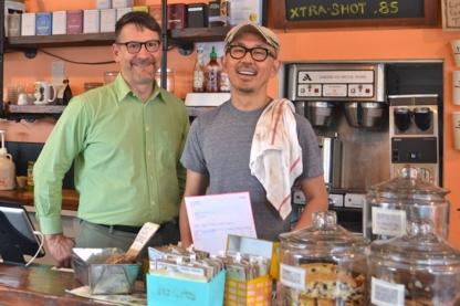 East Café - Coffee Shops - 604-559-6400
