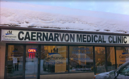 Caernarvon Medical Clinic - Medical Clinics