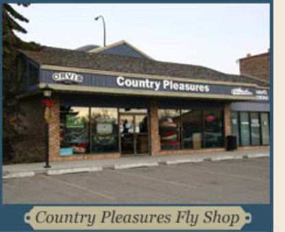Country Pleasures - Wilderness Outfitters, Guides & Tours