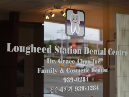 Lougheed Station Dental Centre - Dentistes