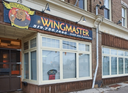 Wingmaster - Burger Restaurants - 519-750-1440