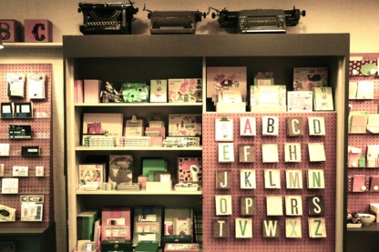 The Regional Assembly of Text - Gift Shops - 604-877-2247
