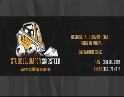 Stubble Jumper Skid Steer - Excavation Contractors