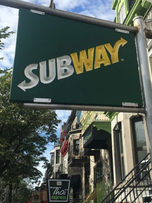 Subway - Restaurants - 514-281-9217