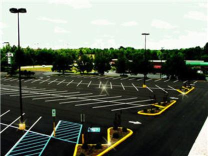 Atlantic Parking Lines - Parking Area Maintenance & Marking - 506-852-0495
