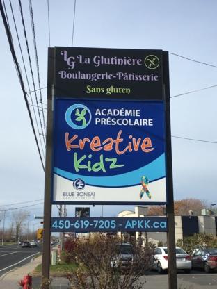 Académie Préscolaire Kreative Kidz - Childcare Services - 450-619-7205