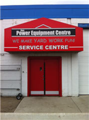 Power Equipment Centre - Power Sweepers - 780-438-1818