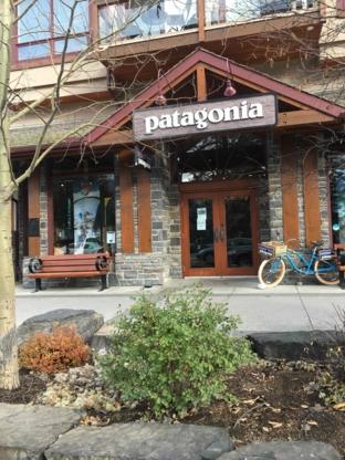 Patagonia Banff - Publicité extérieure